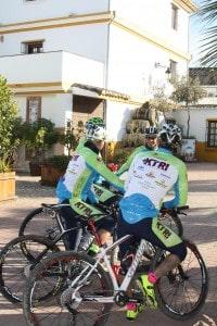 rutas en bici por Andalucia