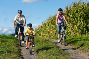 Bikefriendly cicloturismo en familia