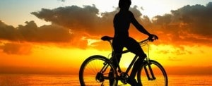 bicicleta-atardecer