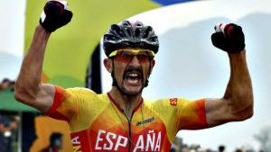 Carlos Coloma, bronce en Rio 2016. Bikefriendly