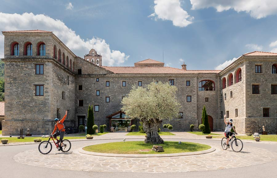 Hoteles para ciclistas, bikefriendly