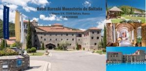 Hotel Barceló Monasterio de Boltaña, Huesca