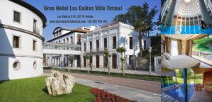 Gran Hotel Las Caldas Villa Termal, Oviedo