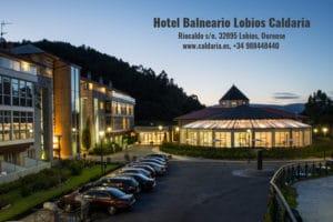 Lobios Caldaria Hotel