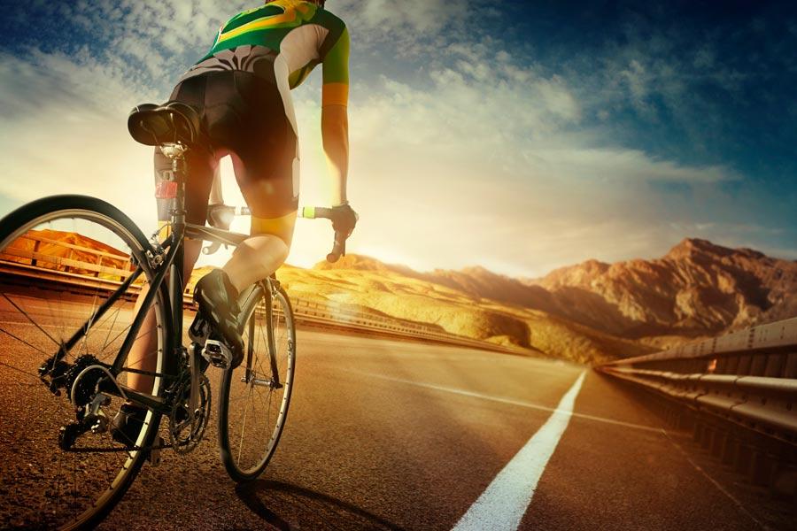 Cyclist. Bikefriendly tours