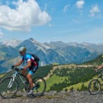 Trans-Pyrenean. Bikefriendly BTT tours - cyclists