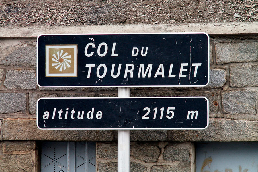Tour de Francia. Viajes en bici Bikefriendly - Tourmalet