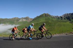 Tour de France. Viajes en bici Bikefriendly - ciclistas