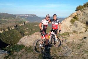 Tracks del Bandoler Bikefriendly viajes btt