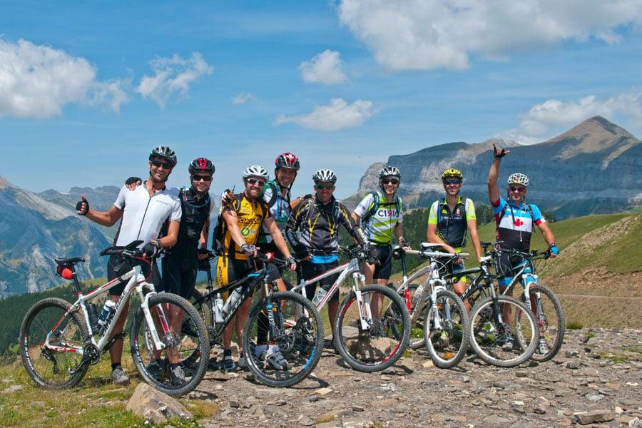 Tracks Pirenaica Bikefriendly viajes btt - ciclistas