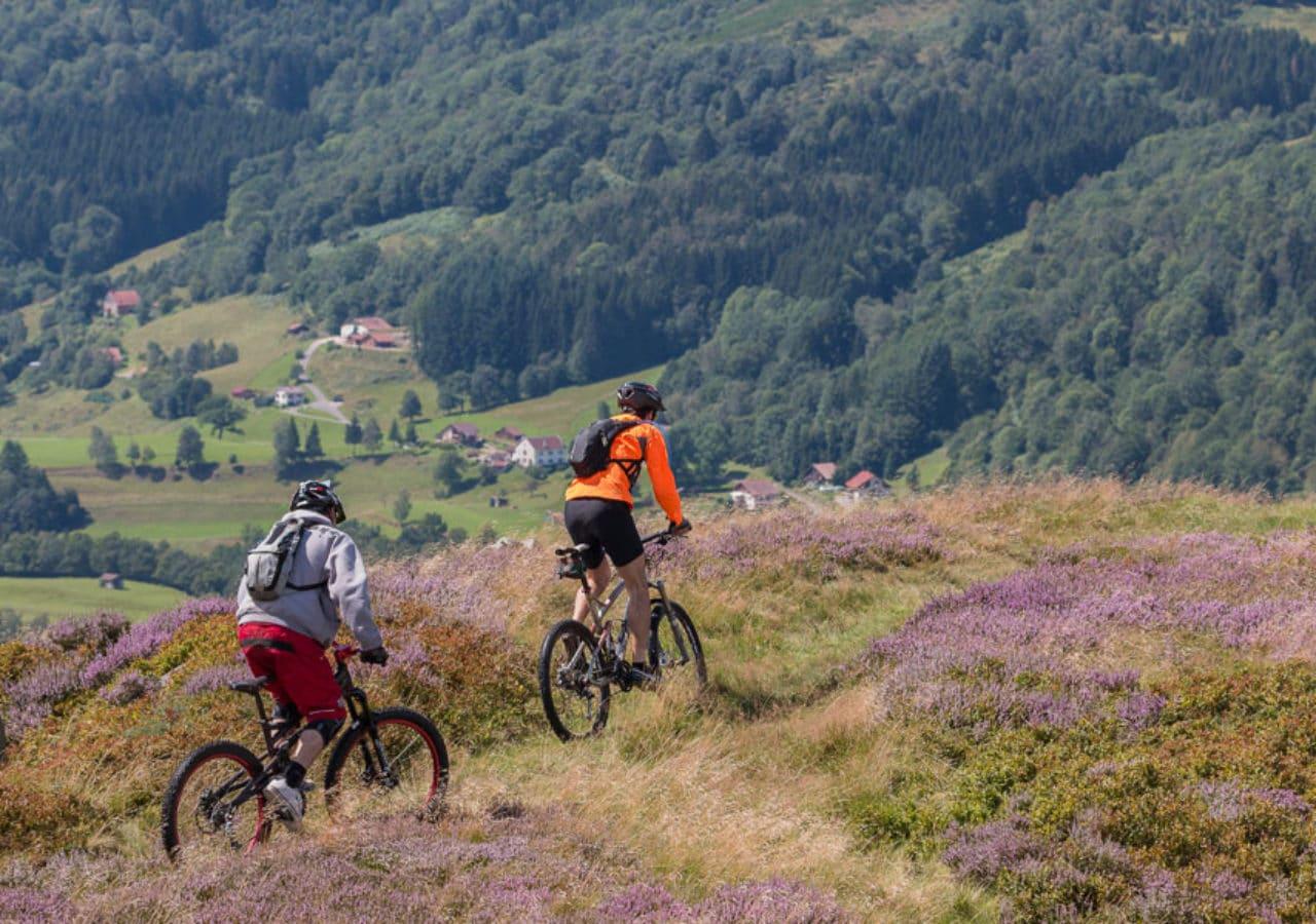 Trans-Pyrenean. Bikefriendly BTT Tours - cycling
