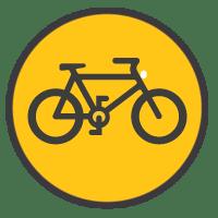 Bikefriendly tours icon