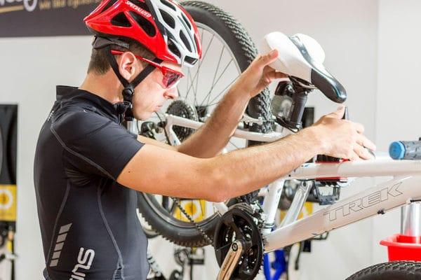 Bycicles workshop in Bikefriendly hotels
