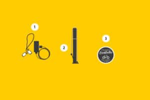 Bikefriendly company pack