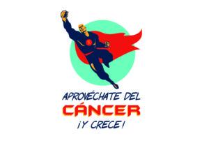 Bikefriendly proyectos solidarios, ONG Aprovéchate del cáncer-logo 2