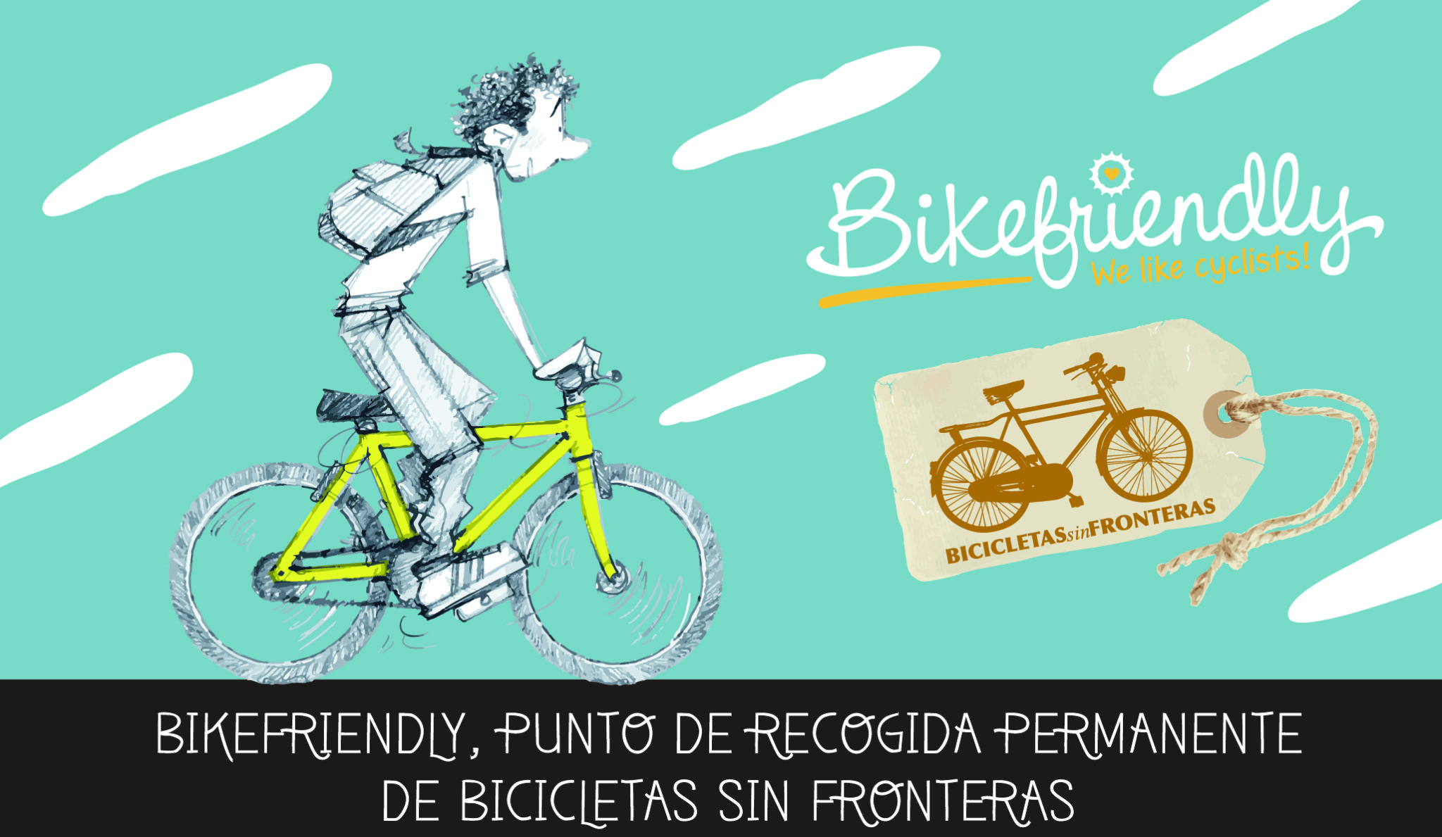Bicycles without borders- Bikefriendly