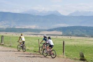 Pirineos cicloturismo familiar- Bikefriendly