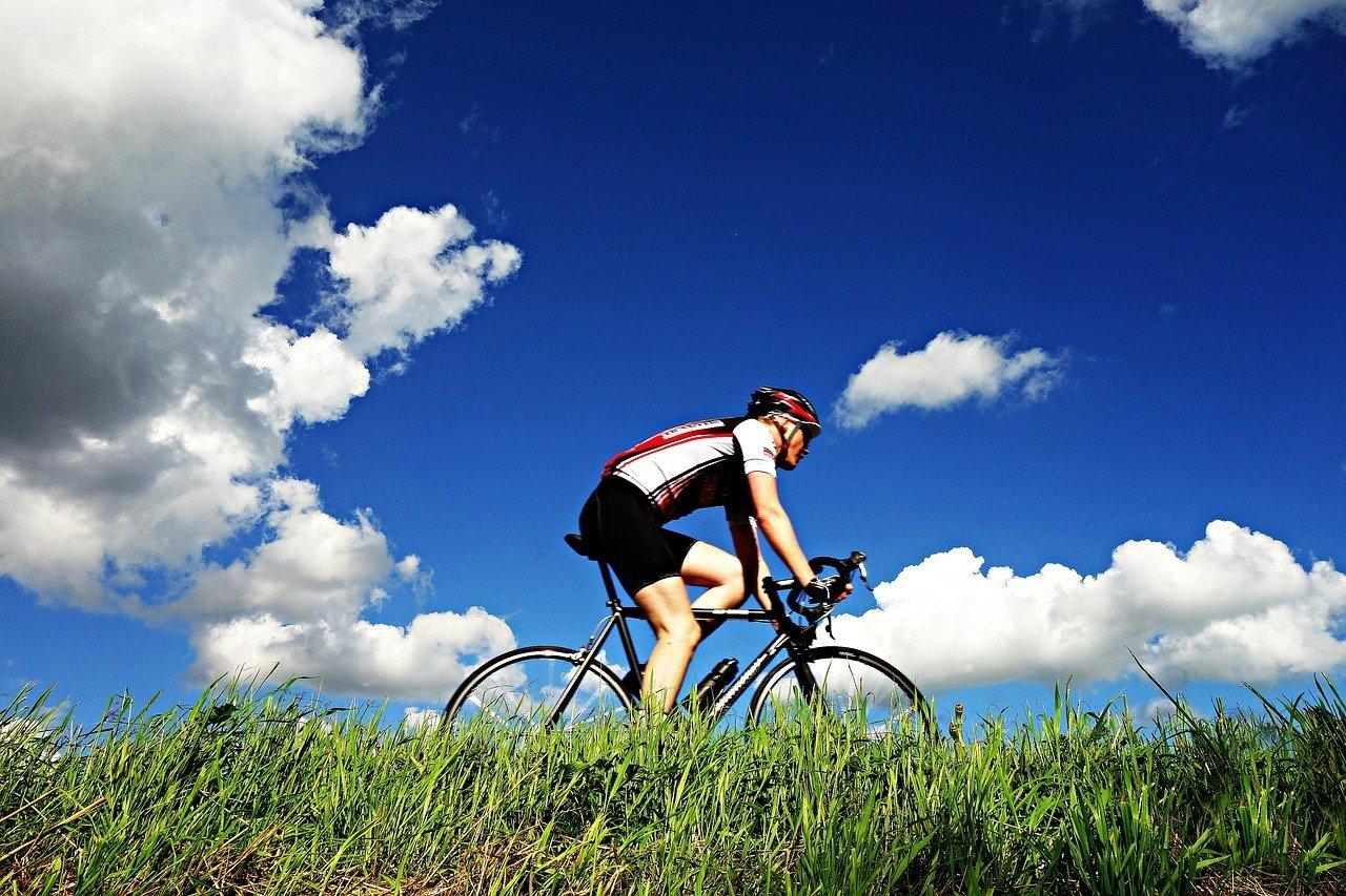 Cómo quemar calorías en bici