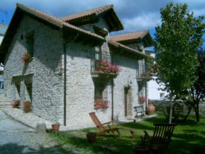 Casa rural Os Ormos- Bikefriendly