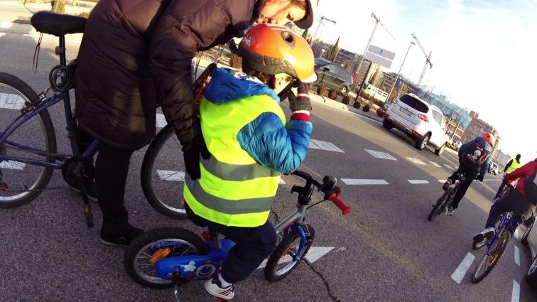 Proyecto STARS, promoviendo los desplazamientos en bici a la escuela