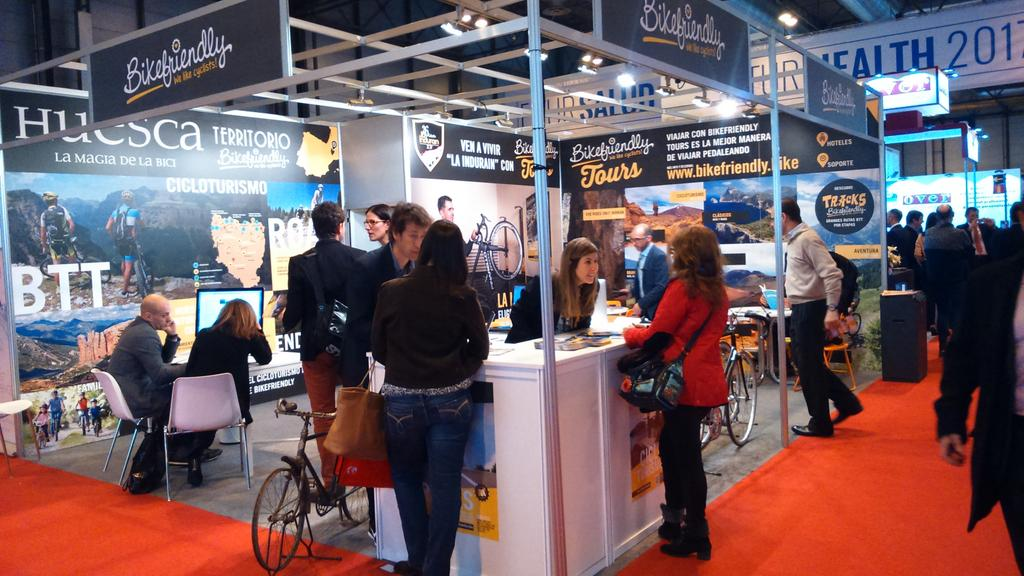 Bikefriendly Group estará presente en UNIBIKE, INTUR y FITUR