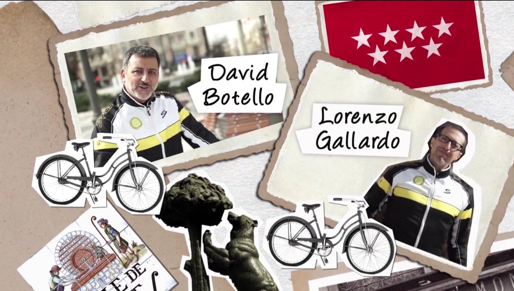 La historia de Madrid, en bici