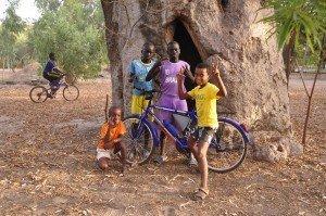 Bicicletas sin Fronteras, un proyecto especial