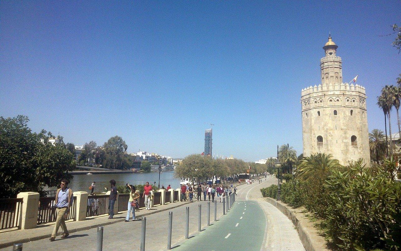 Sevilla, otra ciudad reconciliada con la bicicleta