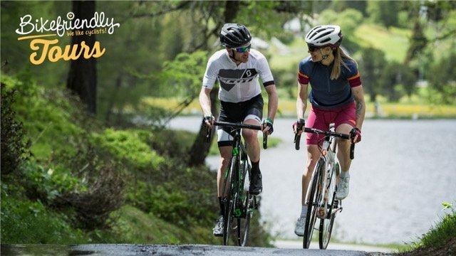 Scott y Bikefriendly Tours firman un acuerdo de colaboración para la organización de viajes