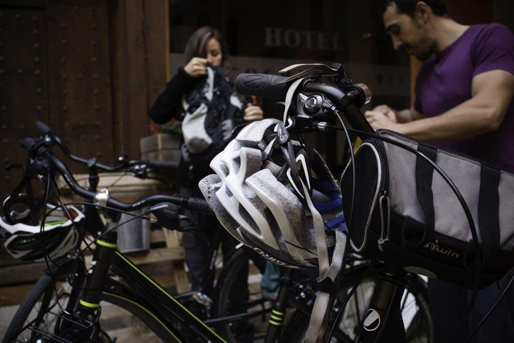 Ciclamadrid trabaja su porfolio de producto de la mano de Bikefriendly