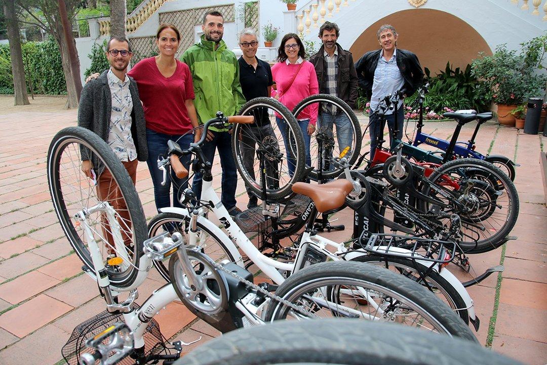 Éxito de la Semana de la Movilidad de Sant Boi