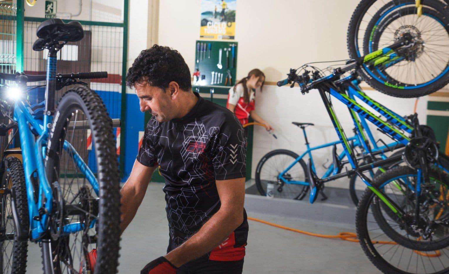 10 razones para elegir un alojamiento Bikefriendly