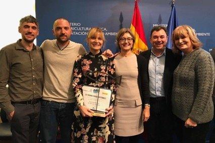 Sant Boi de Llobregat gana el Premio a la Ciudad más Sostenible