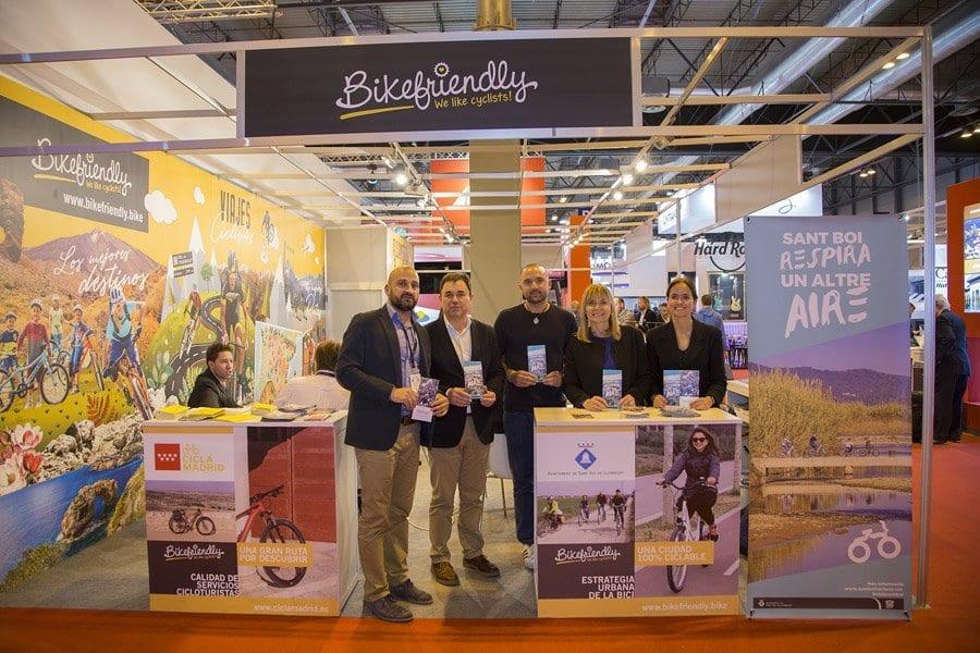 Sant Boi, presente por primera vez en la Feria Internacional de Turismo (FITUR)