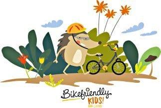 Llega Bikefriendly Kids, cicloturismo en familia