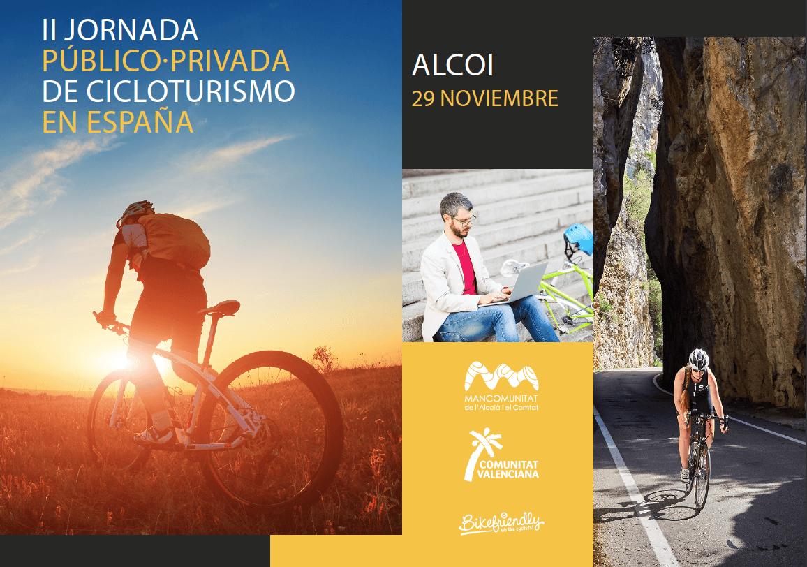 II Jornada Público Privada de cicloturismo en España