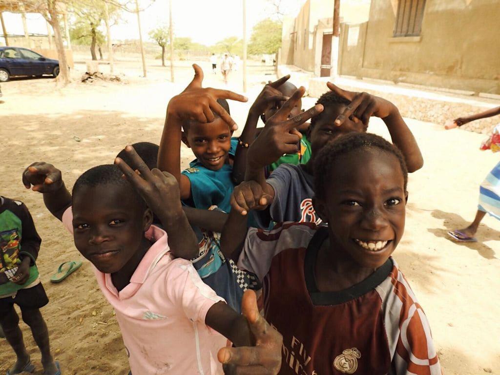 Viaje en bici solidario a Senegal