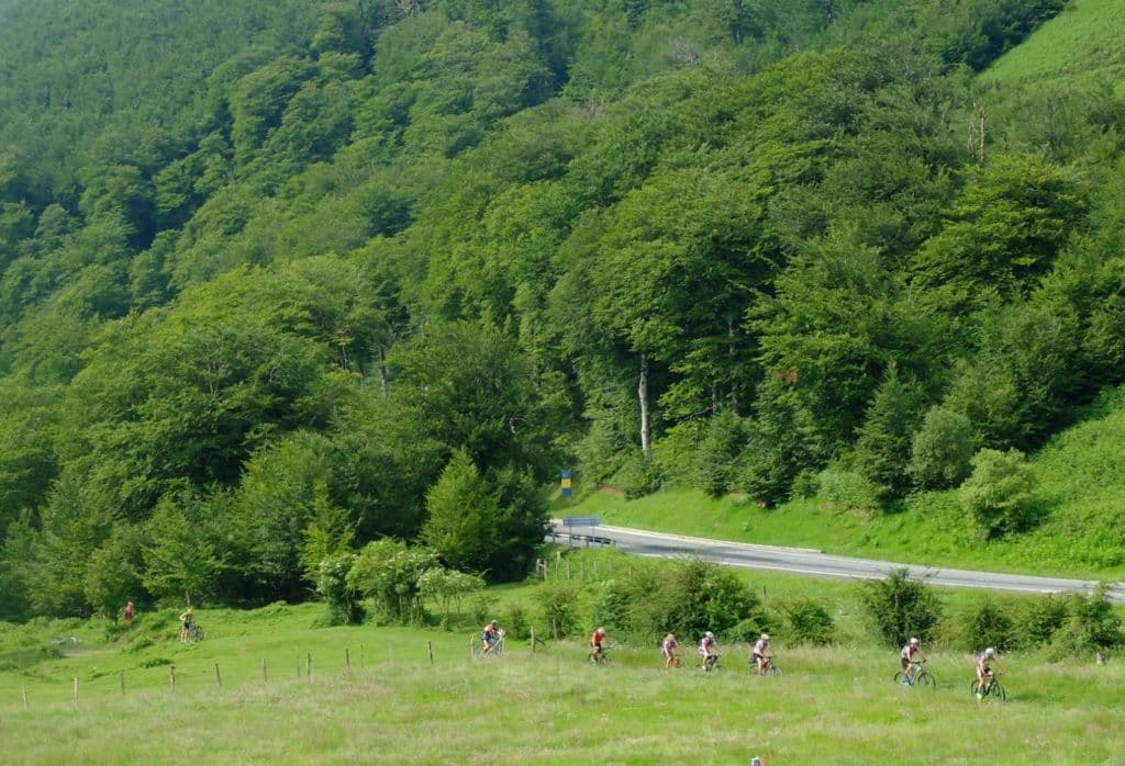 #RetoPedaELA por los bosques de Irati