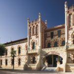Balneario de Vichy Catalán, una de las joyas del viaje por etapas en bici del Girona Road Trip