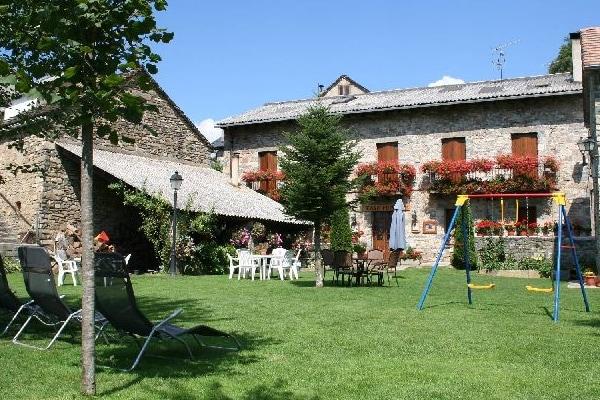 Hotel para ciclistas en Tierrantona, Huesca - Casa Puyuelo