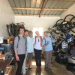 El equipo de Bikefriendly en Senegal