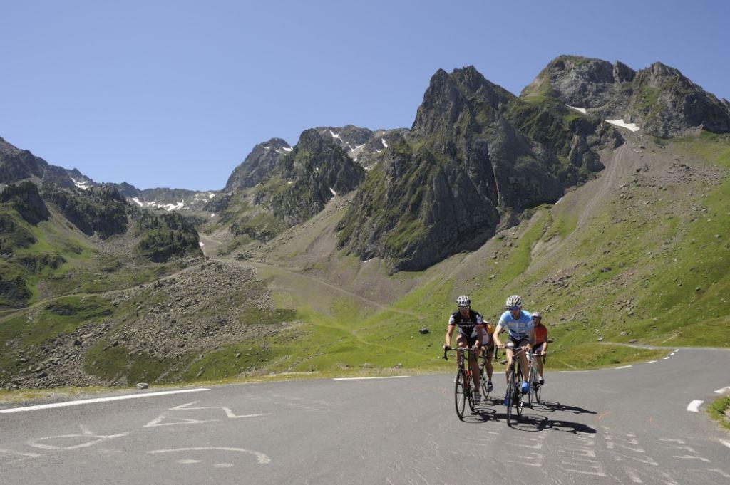 Etapa de la Transpirenaica en bici de carretera