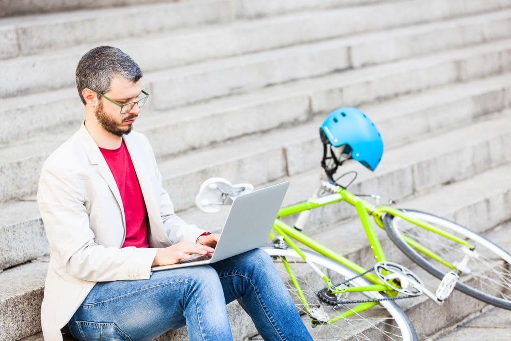 Certificación CFE: en bici al trabajo
