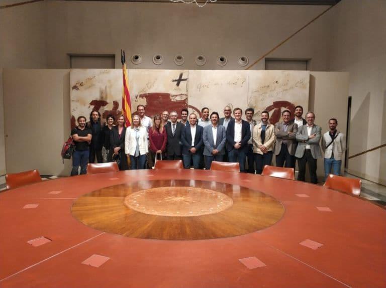 Candidatura de Barcelona para la EuroVelo Conference 2020