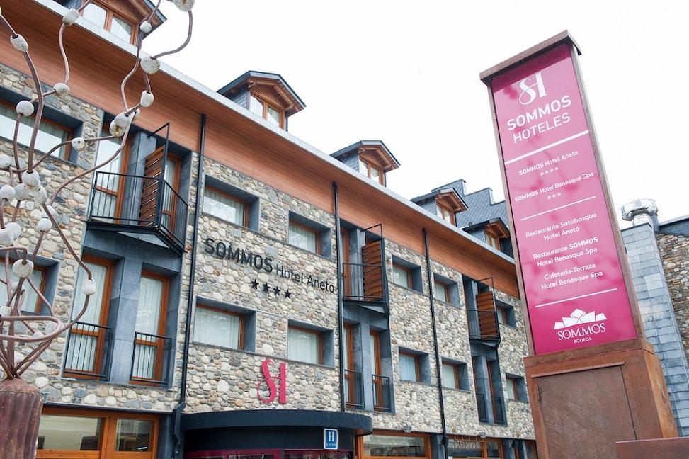 Hotel en Benasque Sommos Aneto