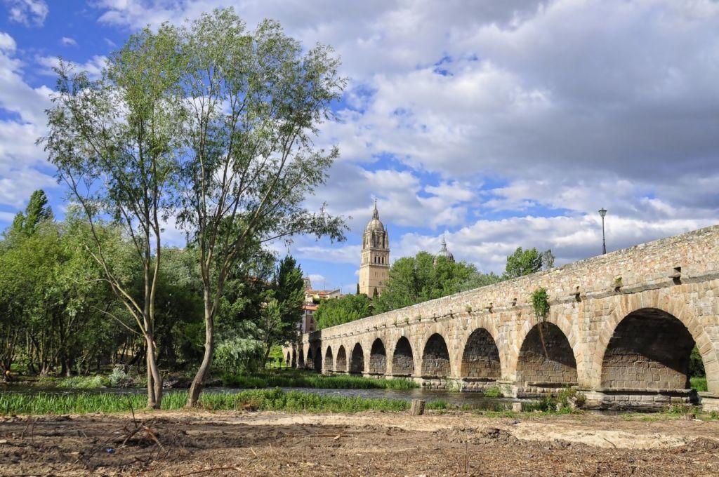 Vía de la Plata - Salamanca