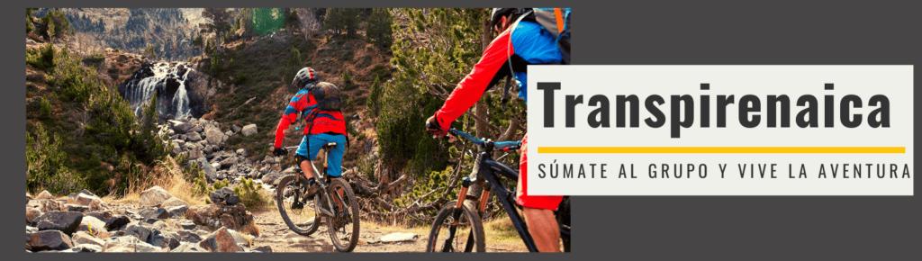 Transpirenaica: viaje en bicicleta de montaña
