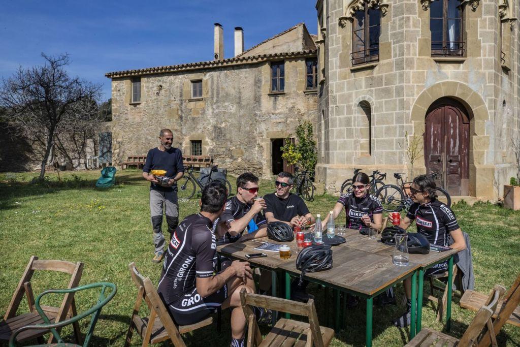 Los mejores hoteles para ciclistas