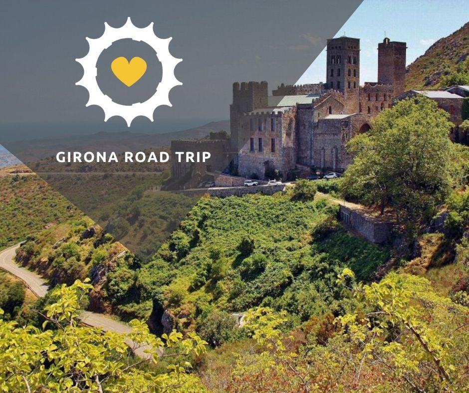 Viaje bici carretera Girona Road Trip