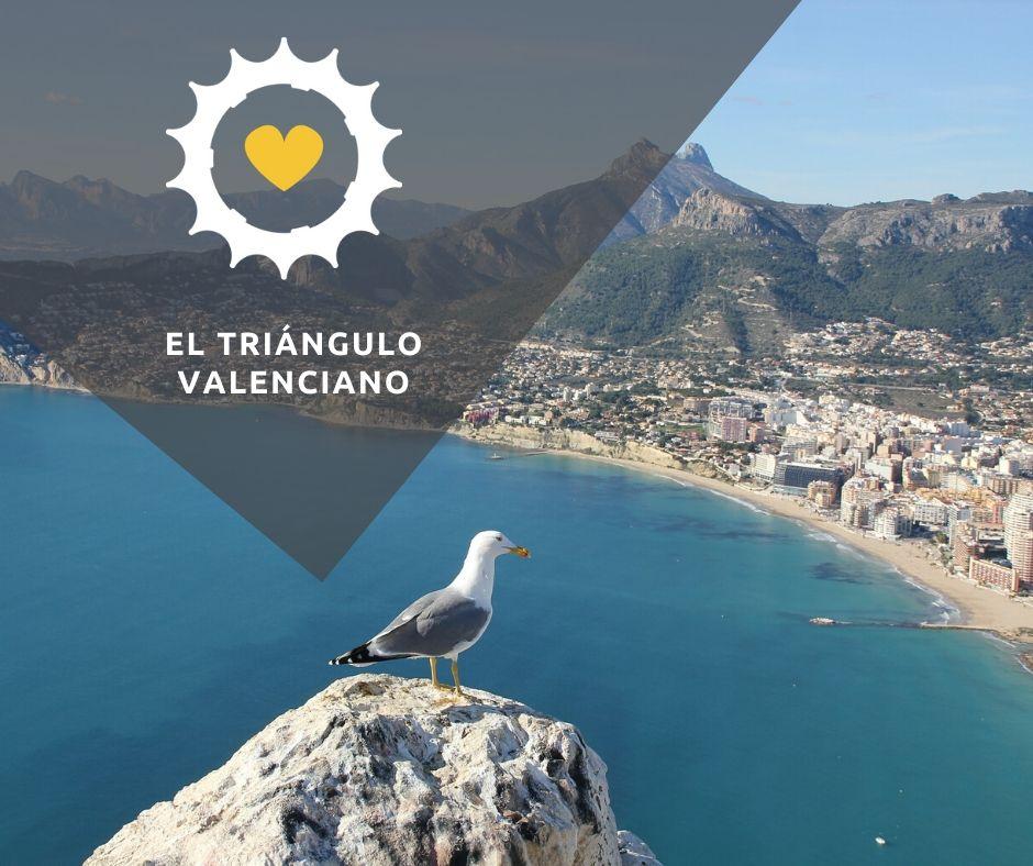Viaje bici carretera El Triángulo Valenciano